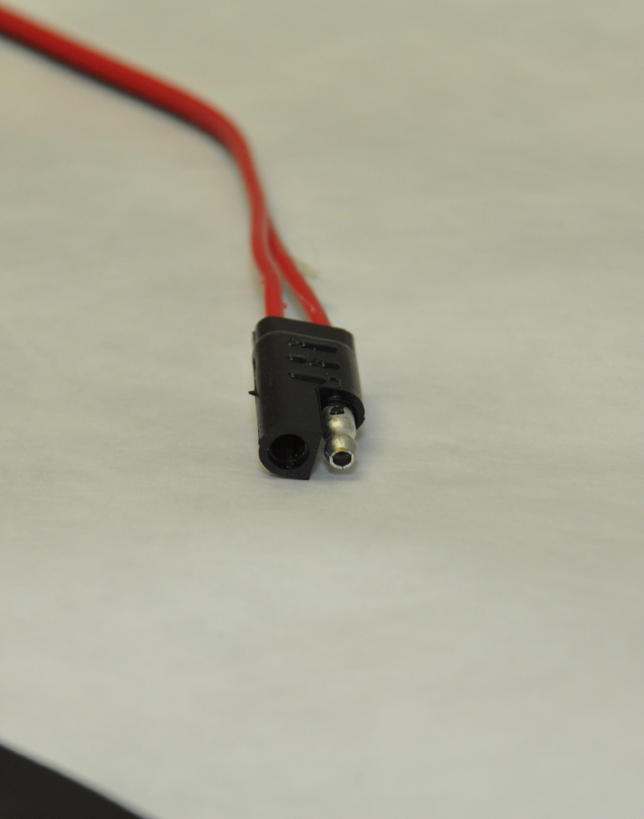 120V SILHOUETTE SLEEVE Thermal Target Connector
