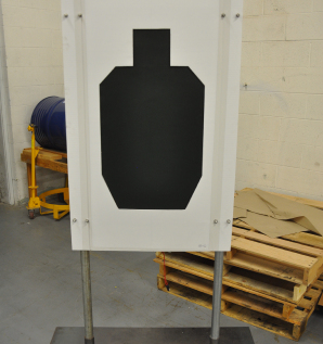 SNIPER TARGET KIT WITH BASE AND BATTERY Thermal Target on Base without battery
