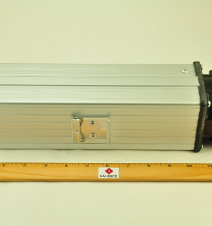 120V, 400W FAN FORCED PTC CONVECTION HEATER Aspect View