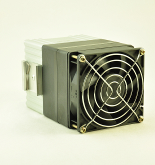 120V, 400W Fan Forced PTC Convection Heater
