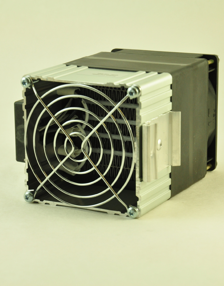 120V, 600W FAN FORCED PTC CONVECTION HEATER DIN Mounting Clip