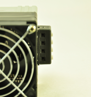 120V, 600W FAN FORCED PTC CONVECTION HEATER Connector
