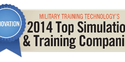 Caliente is awarded Innovation award from Military Training Technology
