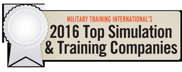 Caliente Receives Top Simulation and Training Company Award